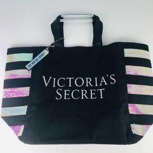 VICTORIA'S SECRET WE ARE ALL ANGELS WEEKENDER TOTE